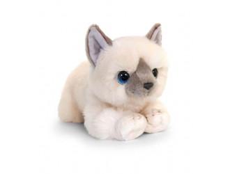 SC2645 Мягкая игрушка Signature Cuddle Pisica 32cm - Crem