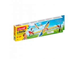 3565-Q  Avion Quercetti - AIRPLANE LIBELLA