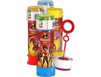 05001 Baloane de Sapun 60ml The Incredibles II  NEW