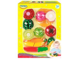58080 Игровой набор для нарезки фруктов и овощей