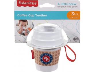 DYW60 Fisher-Price Jucarie pentru dentitie Cana de Cafea
