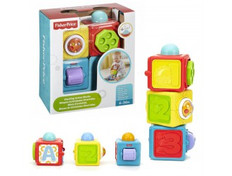 DHW15 Fisher-Price Cuburi care misca