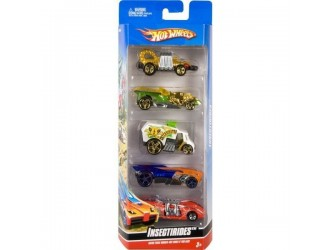 1806 Hot Wheels Set 5 masini de baza (as).