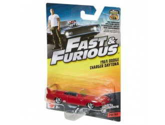 FCF60 Hot Wheels Машина FastFurious асс.(32)