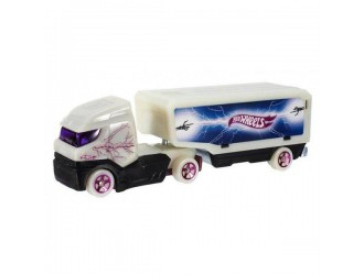BFM60 Hot Wheels Camion-Trailer (as).