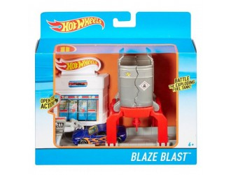DWK99 Hot Wheels Set Blaze Blast