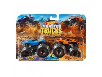 FYJ64 Hot Wheels Monster Trucks set 2 masini (as).