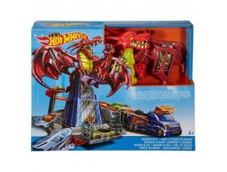 DWL04 Hot Wheels Игровой набор Atacul Dragonului