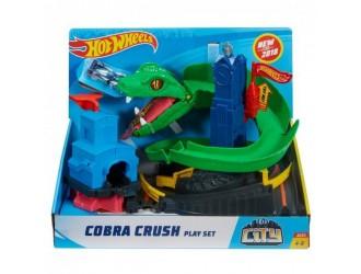 FNB20 Hot Wheels Set Cobra Crush