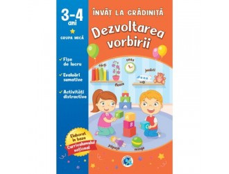 594 «Dezvoltarea vorbirii» (3-4 ani grupa mica)