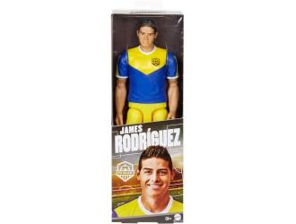 DYK88 Figurina Fotbalistului James Rodriguez 30 cм F.C Elite