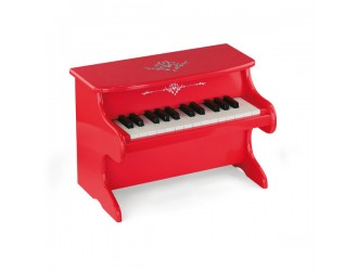 50947 My First Piano-Red 15 Keys
