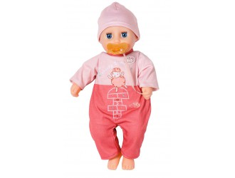703304 Papusa interactiva My First Baby Annabell Bebelus cu suzeta 30 cm
