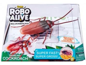 Интерактивная игрушка Robo Alive - Таракан