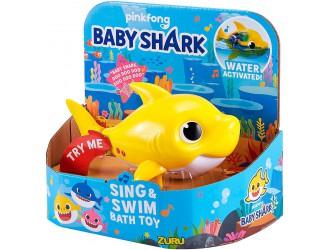 25282Y  Jucarie de baie interactiva ROBO ALIVE din seria Junior - BABY SHARK