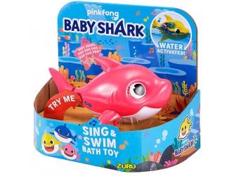 Интерактивная игрушка для ванны Robo Alive - Mommy Shark