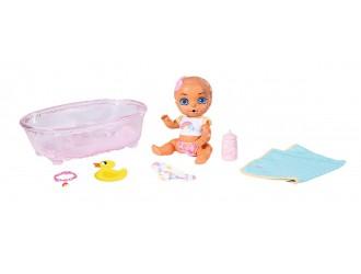 904114 Set cu Papusa bebelus Kitty Baby Born cu accesorii 28 cm