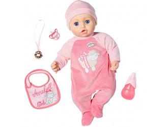 794999 Papusa interactiva Baby Annabell Mica Printesa (cu sunete 43cm)