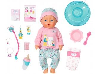 827086 Papusa bebelus Baby Born seria Imbratisari Blande – Steluta matinala (43 cm, accesorii)