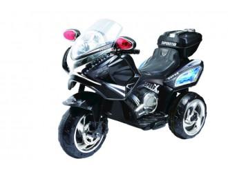 MB358D Motocicleta pe acumulator neagra 6V