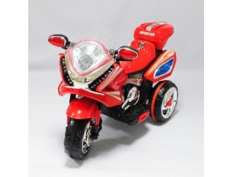 MB358D Motocicleta pe acumulator rosie 6V