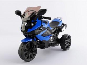 MB168A Motocicleta pe acumulator albastra