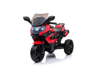 MB168A Motocicleta pe acumulator rosie