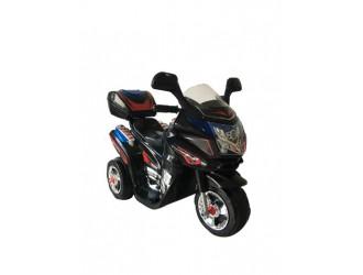 MB С051 Motocicleta pe acumulator neagra 6V