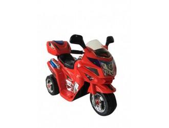 MB С051 Motocicleta pe acumulator rosie 6V