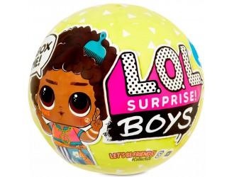 569350 Игровой набор с куклой L.O.L. Surprise Boys S3