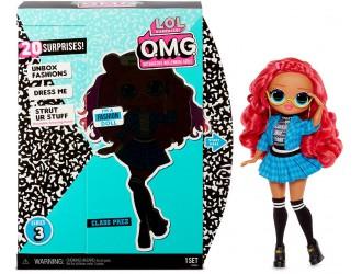 567202  Кукла L.O.L. Surprise! OMG S3 CLASS PREZ