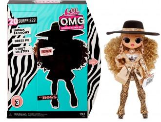567219 Кукла  L.O.L. Surprise! OMG S3 BOSS