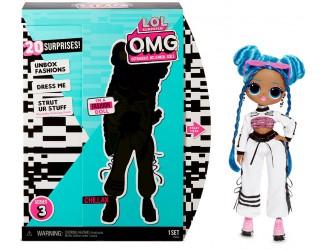 570165 Кукла L.O.L. Surprise! OMG S3 CHILLAX