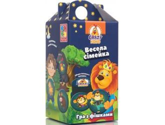 """VT8033-06 Joc de masa Crazy Koko """"Familia Vesela"""" Vladi Toys"""