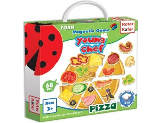 RK2030-01 Joc  Magnetic Pizza Roter Kafer