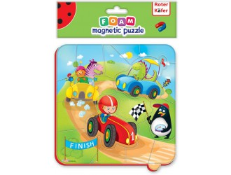 RK5010-02 Puzzle magnetic Cursa Roter Kafer