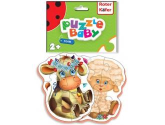 RK1101-01 Baby Puzzle Vacuta-Oita  Roter Kafer