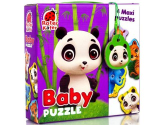RK1210-02 Baby Puzzle Maxi Zoo Roter Kafer