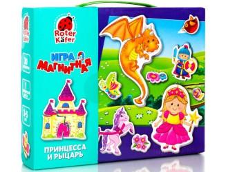 RK2070-05 Joc magnetic Printesa si Cavalerul Roter Kafer Vladi Toys