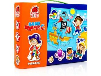 RK2070-06 Магнитная игра Пираты Roter Kafer