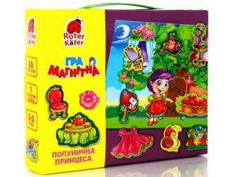 RK2070-07 Joc magnetic Printesa Capsunica Roter Kafer Vladi Toys