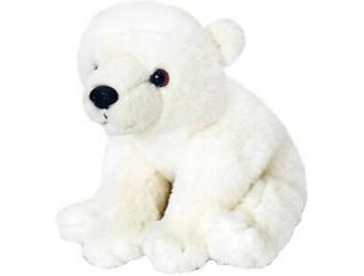 SW4635 Мягкая игрушка Белый медведь 25cm