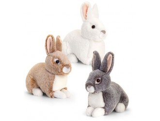 SR3319 Мягкая игрушка Кролик Sitting Rabbit 20cm 3 вида