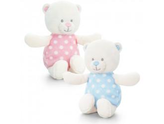 SN0768 Мягкая игрушка Медвежонок-погремушка Baby Bear Rattle13cm 2 вида