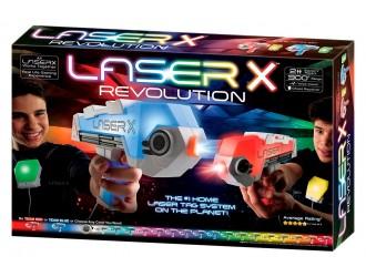 88046 Set de joaca Llupte cu laser - REVOLUTIA  LASER X PENTRU DOI JUCATORI