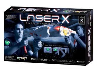 88042  Set de joaca Lupte cu Laser - LASER X PRO 2.0 PENTRU DOI JUCATORI