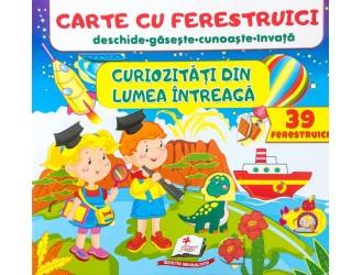 74551 Carte de ferestruici curiozitati  (Nicula)