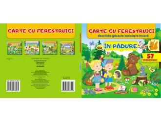 74552 Carte de ferestruici in padure (Nicula)