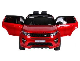 KT2388 Машина аккумуляторная Land Rover Discovery красный