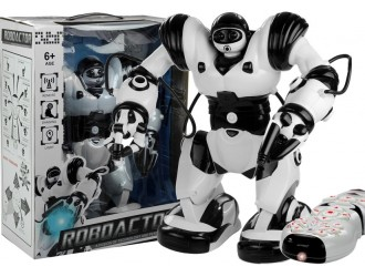 1219 Robot cu R/C 40 cm cu functii, sunete si lumini